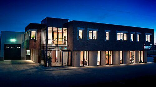 Siedziba Inno+ w Panningen, Holandia